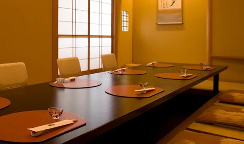 日本料理「竹翠」